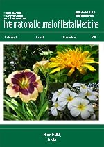 International Journal of Herbal Medicine Journal | Herbal